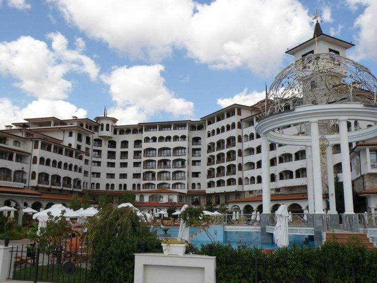Отель Роял Палас Хелена Парк 5*, Солнечный берег