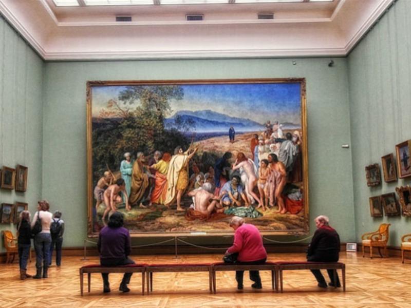 галереи картин художников продажа