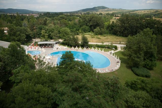 Hissar Hotel & SPA Complex 4*, курорт Хисар - БЕЛФРЕШ