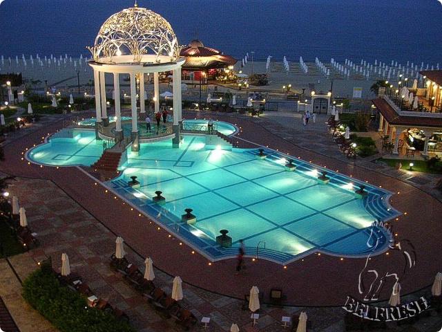 Хелена отель солнечный берег