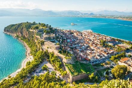 Автобусный тур в Грецию с отдыхом на море