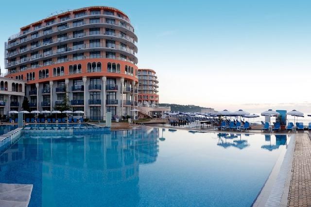 Отель Azalia 4* в Болгарии - от туроператора БЕЛФРЕШ