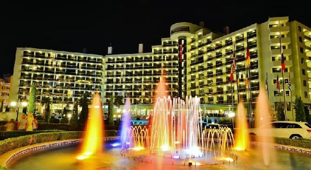 Отель Марвел 4*