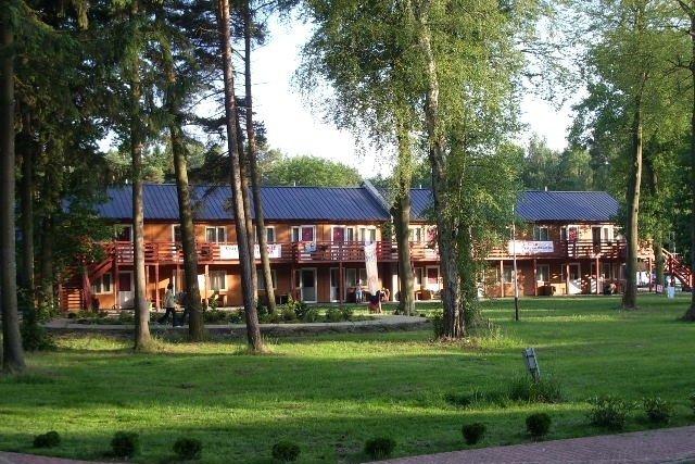 Детский лагерь Стило в Польше