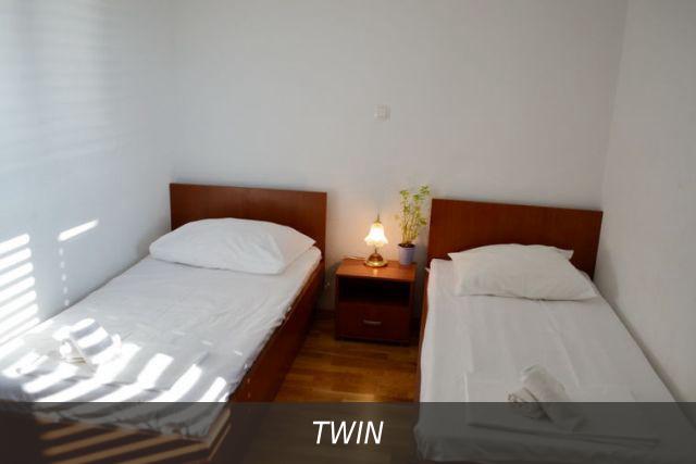 номер TWIN в Вилле Здравка, Хорватия
