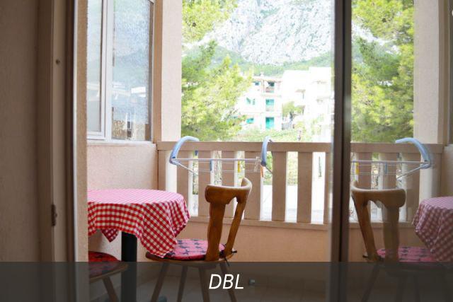 Номер DBL  в  Вилле Здравка, Хорватия