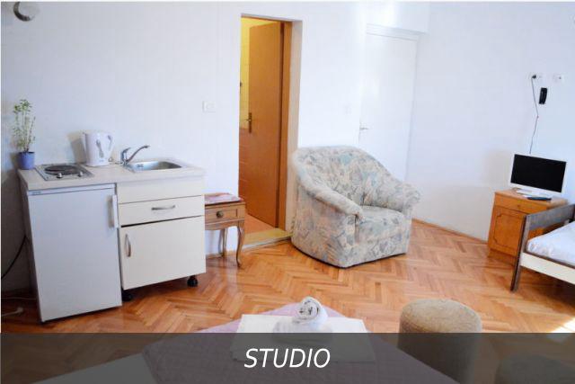 Номер Studio  в Вилле Здравка, Хорватия