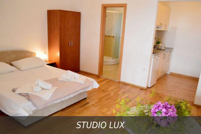 Номер Studio Lux в Вилле Здравка в Хорватии