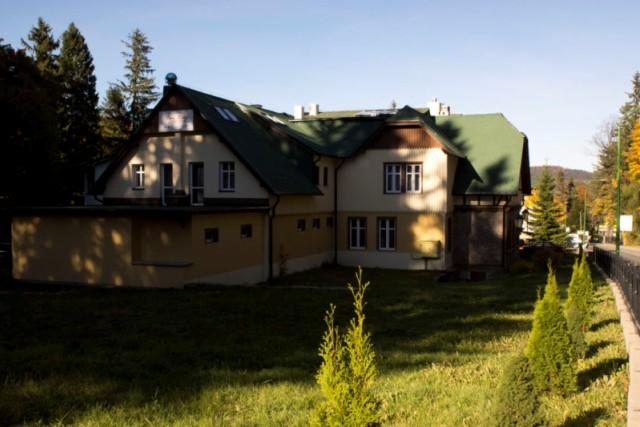 Детский лагерь Карконоше в Польше