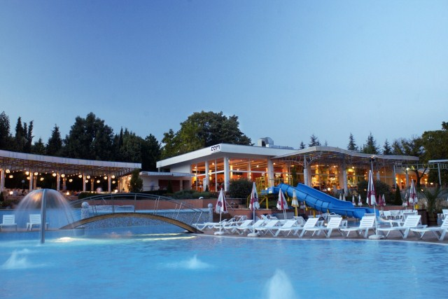 Отель Ком 3*, Албена, Болгария