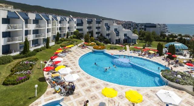 Отель Kaliakra Mare 4* в Болгарии - от туроператора БЕЛФРЕШ