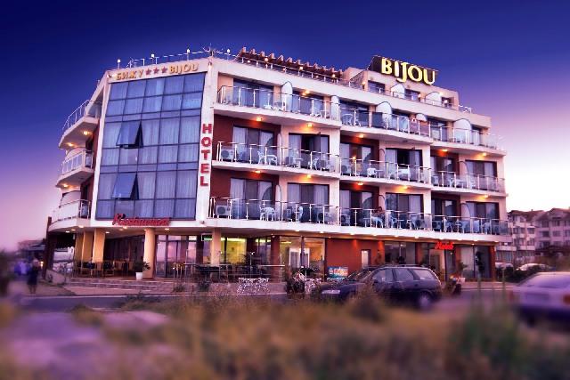 Отель Бижу 3* в Болгарии - от туроператора БЕЛФРЕШ