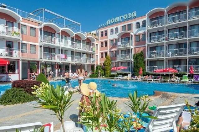 Отель Лонгоза 4* в Болгарии - от туроператора БЕЛФРЕШ
